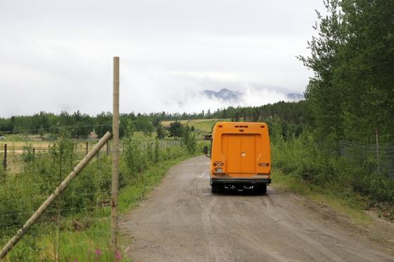 유콘 와일드 라이프 프리저브는 셀프투어, 버스투어 서비스를 운영한다.