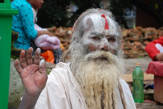 인도의 힌두교 수행자. 바이샬리에는 싯다르타 당시에도 많은 수행자들이 있었다. 그중에서 알라라 칼라마는 고요 속에서 사는 이로 명성이 높았다.