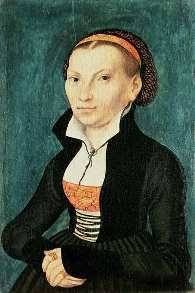 루터의 아내 카타리나 폰 보라