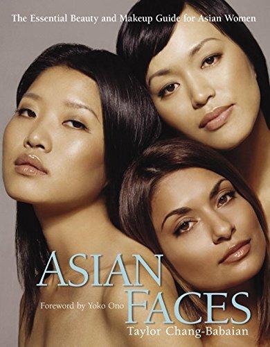 바바이안의 2007년 출간한 책『동양인의 얼굴(Asian Faces)』[사진 Cloutier Remix 홈페이지]