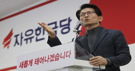김문수 전 경기지사 [중앙포토]