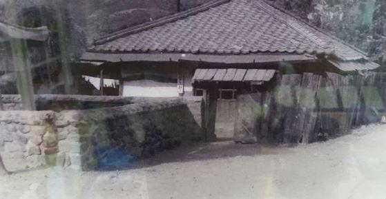 1959년 설립 당시 이일성로원의 모습 [사진 이일성로원·보건복지부]