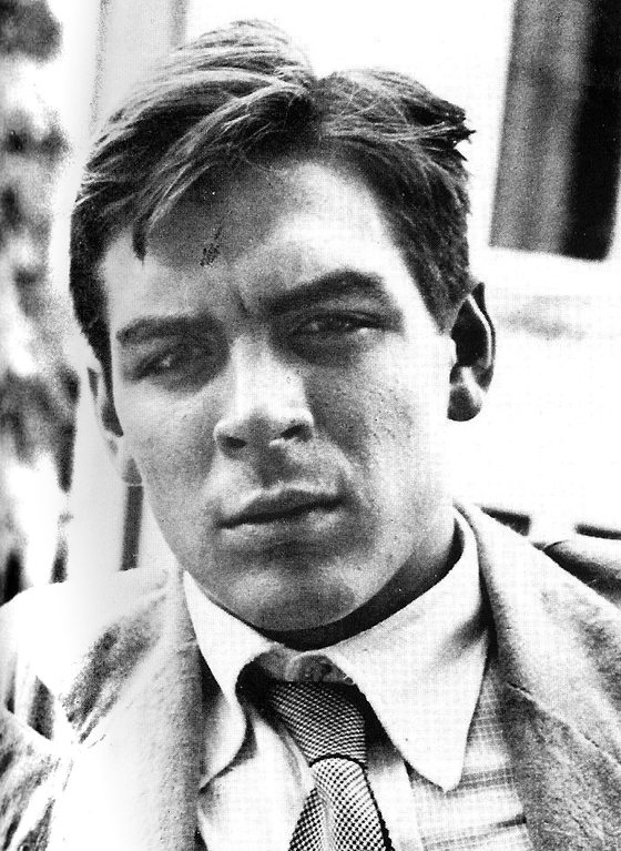 1951년 23살 때의 청년 에르네스토 게바라.