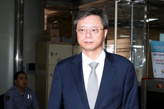 우병우 전 청와대 민정수석비서관. [중앙포토]