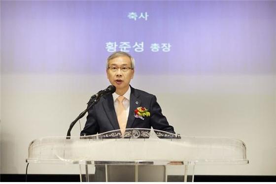 숭실대 황준성 총장 축사
