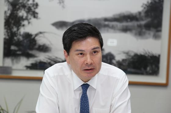 지상욱 바른정당 의원 [중앙포토]