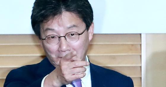 유승민 바른정당 의원. [연합뉴스]