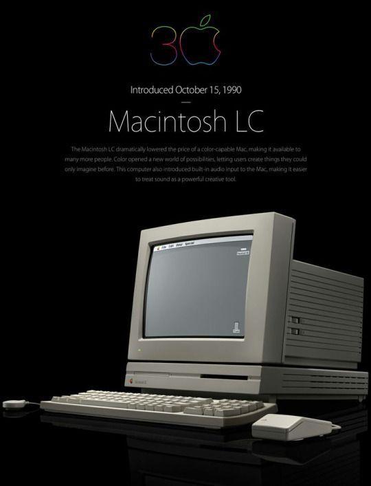 몸을 써 돈을 번 첫 일이 사과 작업이었고, 공교롭게 내 첫 컴퓨터도 apple이었다. 물론 지금 이 글을 작성하고 있는 노트북의 뚜껑에도 사과가 박혀 있다. [사진 apple ad.]