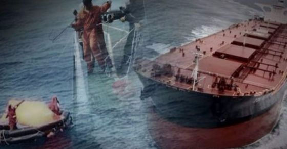 지난 3월 31일 침몰한 스텔라데이지호 선원들의 생사가 사고 197일이 지난 시점에도 확인되지 않고 있다. [사진 SBS 그것이알고싶다 방송화면]