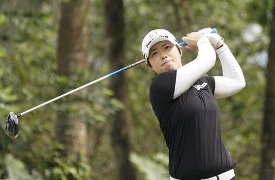'8년의 기다림' 끝 우승한 지은희...한국 선수 LPGA 한 시즌 15승 달성
