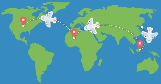[여행의 기술] 복잡한 다구간항공권는 이 사이트가 진리!
