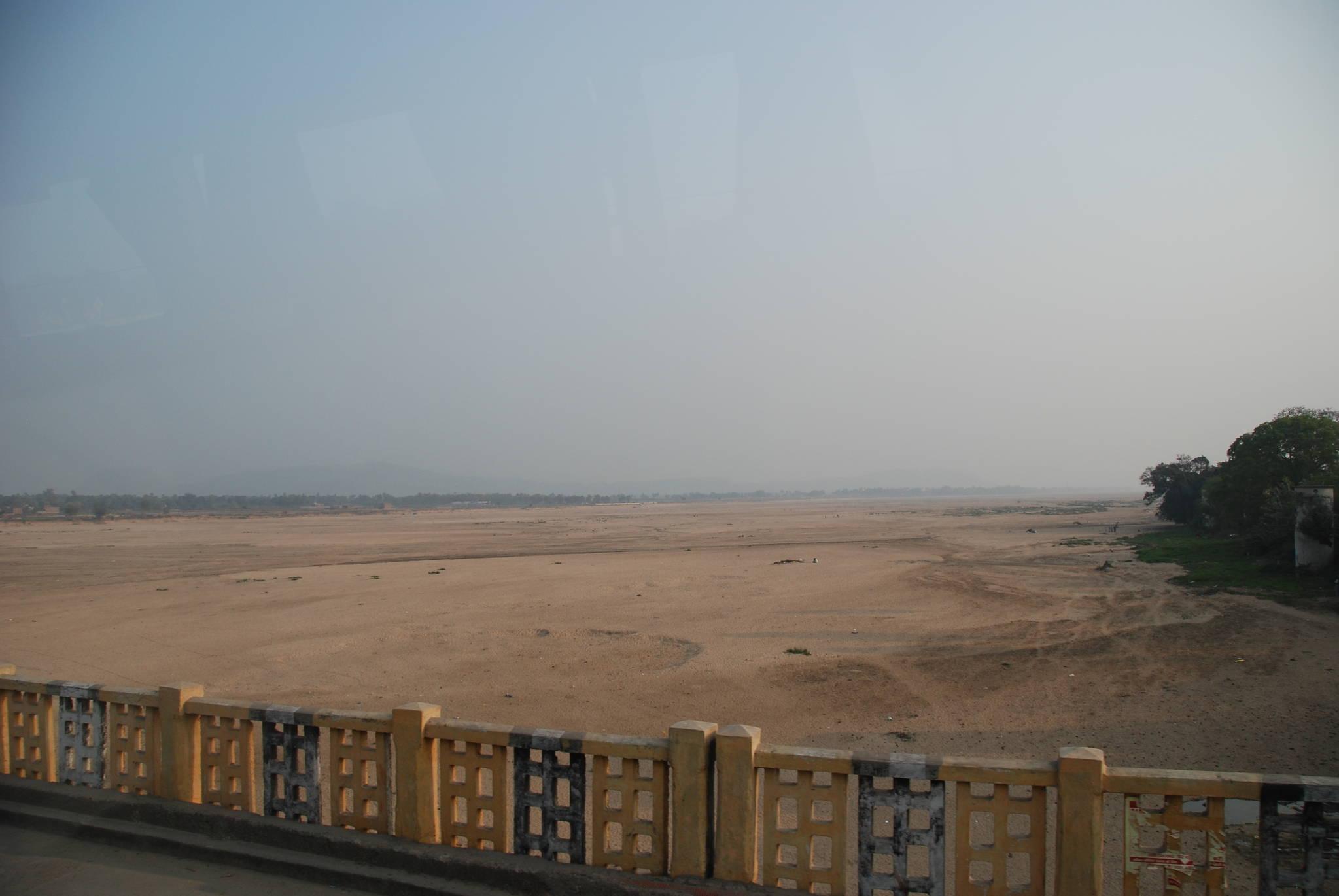 네란자라 강의 강폭은 무척 넓었다. 2600년 전 싯다르타 당시에도 상당히 큰 강이었지 싶다. 백성호 기자