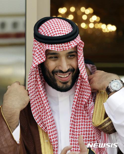 사우디의 왕세자이자 국방장관인 모하마드 빈살만 알사우드. 힘으로 왕실의 권위를 지켜야 한다고 생각하는 강경 보수파로 알려졌다.[중앙포토]