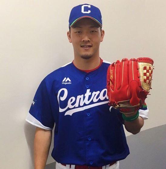 일본 야구 대표팀 투수 야부타 가즈키 [사진 SNS]