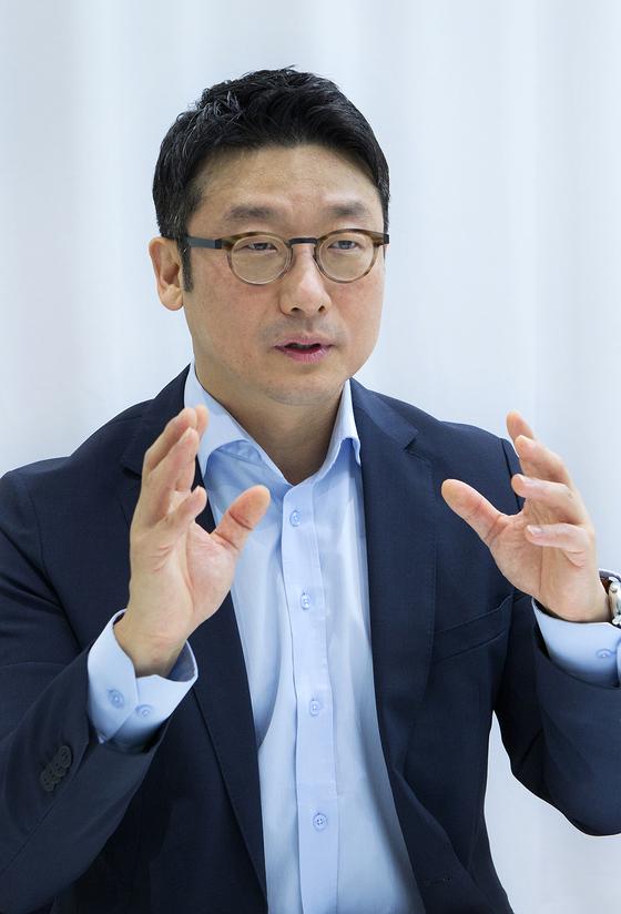 이윤모 볼보코리아 대표. [사진 볼보코리아]