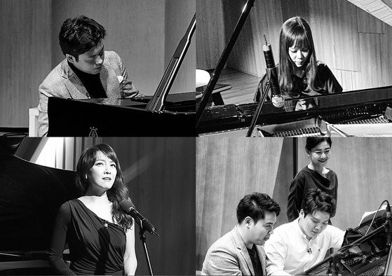 '고전적 하루' 갈라 콘서트 출연자들. [사진 JTBC]