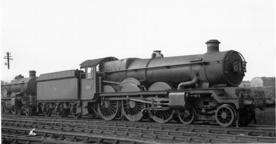 'CASTLE TRIAN' [사진 기차왕국박물관]