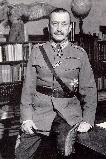 겨울전쟁을 이끈 핀란드의 카를 구스타프 에밀 만네르하임(1867~1951) 원수. 1944~46년 대통령을 지냈다.