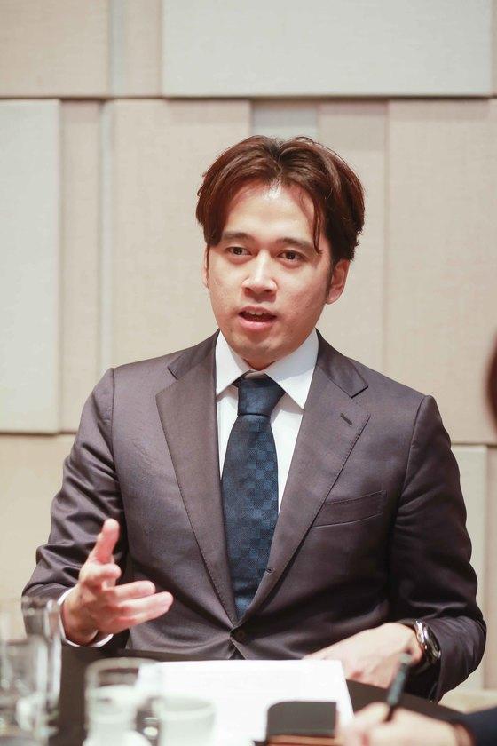 오다 겐키 비트포인트재팬 대표. 출처: 비트포인트코리아