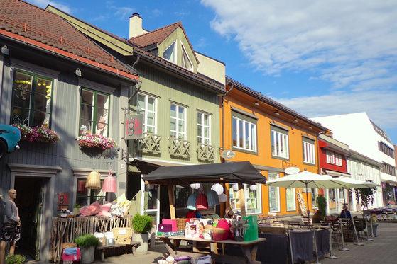 노르웨이 릴레함메르의 평화로운 모습. [사진=Brian Aslak/Flickr]
