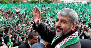 하마스 지도자 할레드 마샬. 팔레스타인인에겐 존경 받는 정치지도자이자 애국자다. 하지만 이스라엘엔 국가안보를 위협하는 위험인물이다.