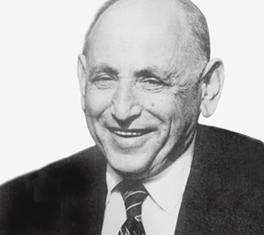 2대 모사드 국장 이세르 하렐(1953~63년 재임). 홀로코스트를 기획한 나치 인사 아돌프 아이히만을 1960년 아르헨티나에서 찾아 압송해 재판정에 세웠다. 이로써 모사드의 집념과 능력은 전 세계에 알려졌다. [출처=모사드 홈페이지]
