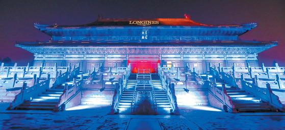 2017년 11월 16일 중국 베이징 태묘에서 론진 185주년 기념전 관련 행사가 열렸다. 이 전시에서는 본사가 있는 스위스 쌍티미에에서 공수한 론진의 역사적인 제품들을 만날 수 있었다.