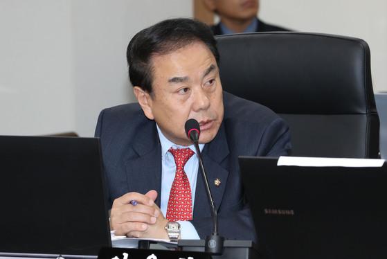자유한국당 이우현 의원. [연합뉴스]