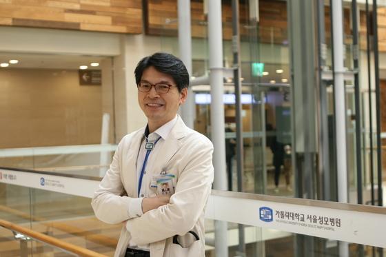 서울성모병원 혈액종양내과 민창기교수