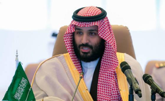 반부패와 개혁에 앞장 선 무함마드 빈 살만 왕세자. [AP=연합뉴스]