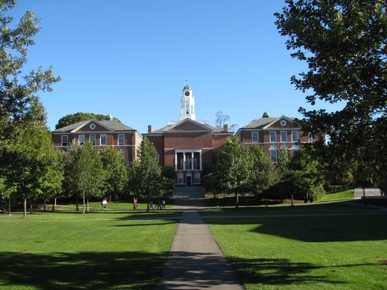 필립스 액시터 아카데미는 고교의 하버드로 불리는 명문 학교다. [중앙포토]