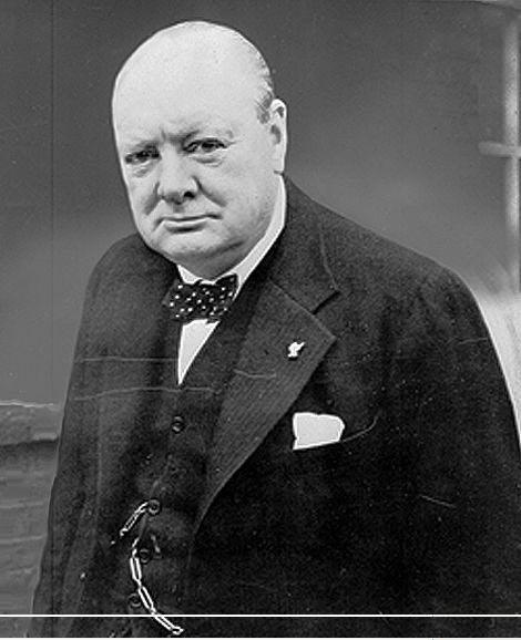 영국 총리를 지낸 윈스턴 처칠은 1921~22년 식민지 장관을 지내면서 점령지인 팔레스타인을 시스요르단과 트란스요르단으로 분할했다. [중앙포토]