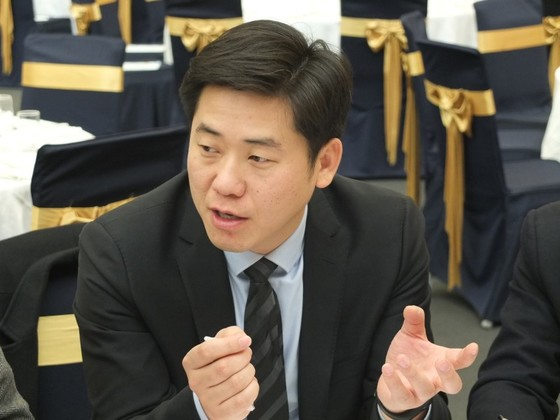 야오융차오 후이총왕 총경리. [사진 지오컴퍼니]