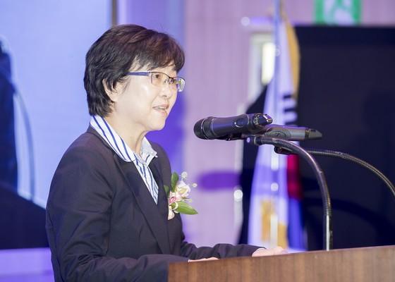 김은경 환경부 장관