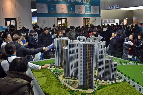 서울 등 투기과열지구에선 무주택자가 아니면 아파트를 분양받기 어렵다.