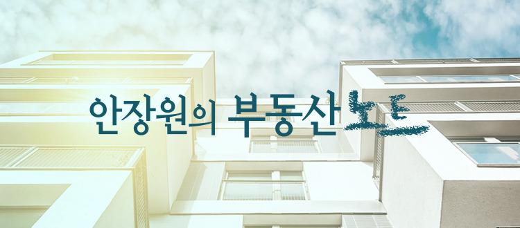 [안장원의 부동산 노트]재건축 이주비로 집 사면 양도세 없어...다주택자 양도세 중과 '구멍 숭숭'