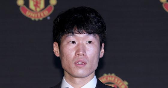 박지성 대한축구협회 유스전략본부장. 임현동 기자