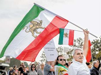 이란에서 반정부 시위는 일단 수그러들었지만, 원인인경제 불안과체제 불만이 여전해 언제라도 재연할 가능성이 있다. [로이터=연합뉴스]