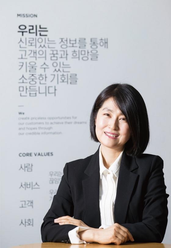 """최 대표는 '기업의 사회적 책임을 다하려면 고용환경을 개선해야 한다""""고 강조했다."""