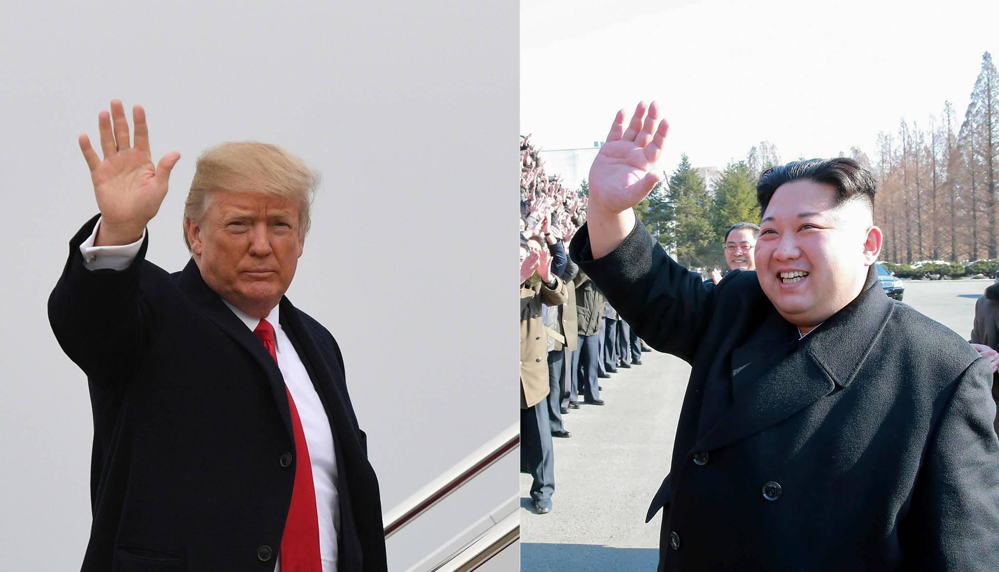 AFP가 15일 도널드 트럼프 미 대통령이 김정은과의 관계에 대한 월스트리트저널의 보도가 잘못되었다고 트위터에 올린 글을 보도하며 붙인 사진.[AFP=연합뉴스]