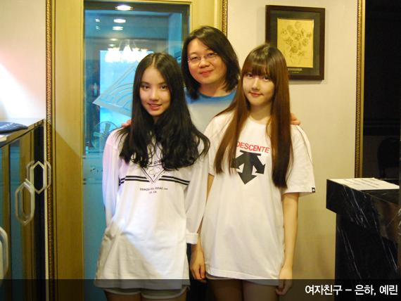 신인 걸그룹에서 인기 걸그룹으로 성장한 '여자친구' 는 전기영 PVI 대표로부터 보컬 트레이닝을 받았다.