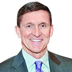 마이클 플린 전 백악관 국가안전보장회의(NSC) 보좌관.