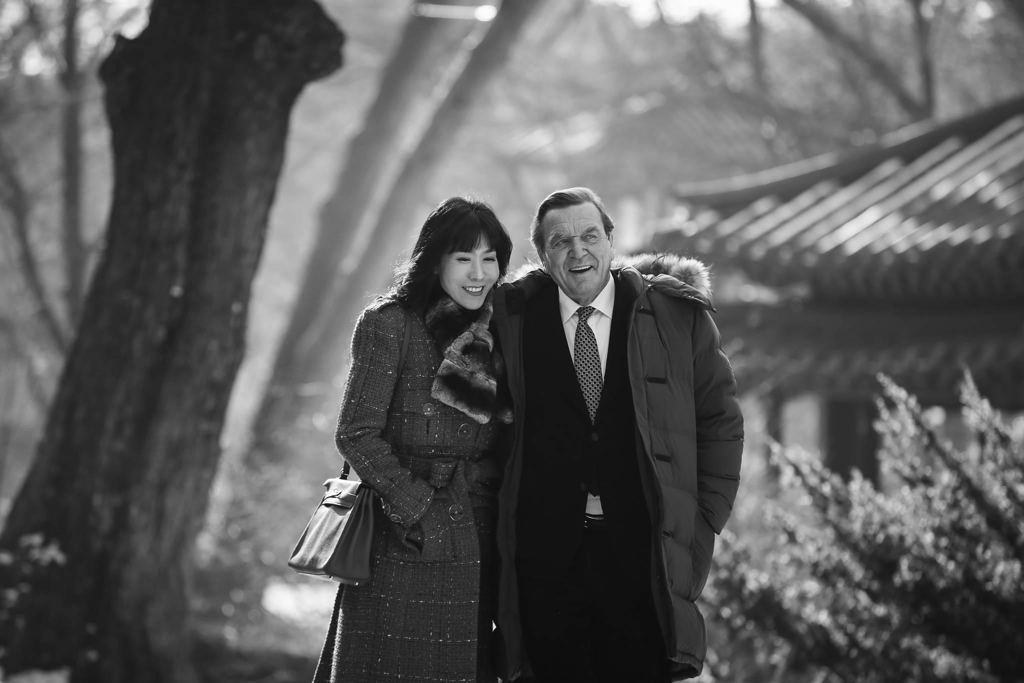 슈뢰더 김소연/ 20171208 /창덕궁/권혁재 사진전문기자