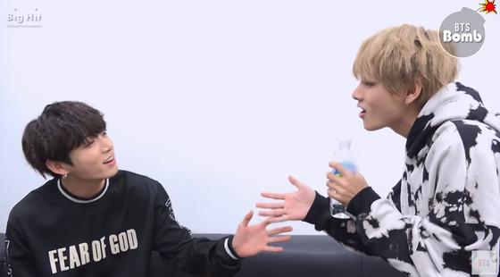 [사진 방탄TV 유튜브 채널 영상 캡처]