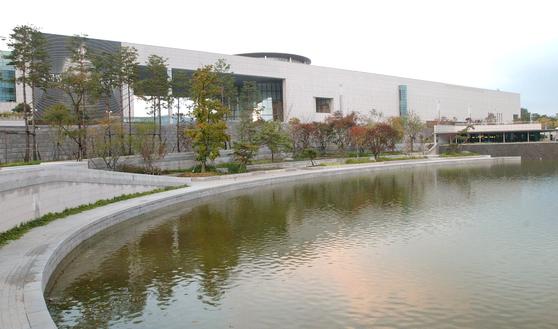 국립중앙박물관에서 설맞이 야외 공연 행사가 개최된다. [중앙포토]