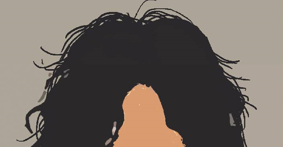 목숨이 끊겨도 일정 기간 계속 자라는 것이 머리카락 같은 털과 손발톱이다. [중앙포토]