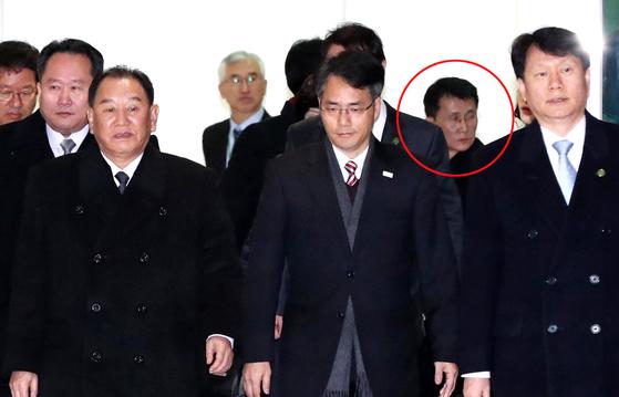이방카·김영철 따라온 외교라인··· 대화 물꼬 트나
