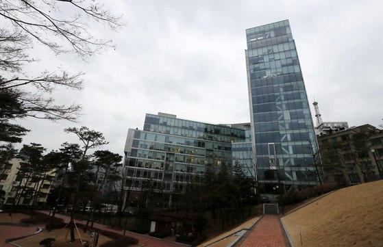 글로벌녹색성장연구소(GGGI) 가 입주해 있는 서울 정동 정동빌딩.  김상선 기자