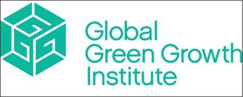 서울 정동에 본부를 둔 글로벌녹색성장연구소(GGGI)의 로고.