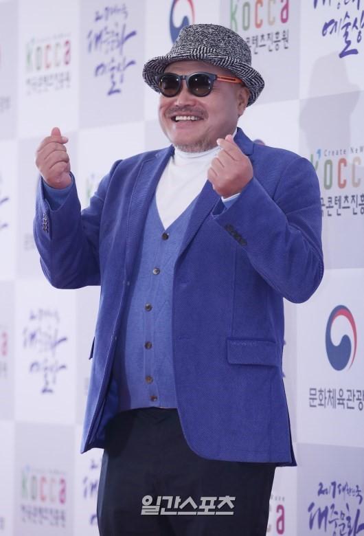가수 김흥국씨. [사진 일간스포츠]